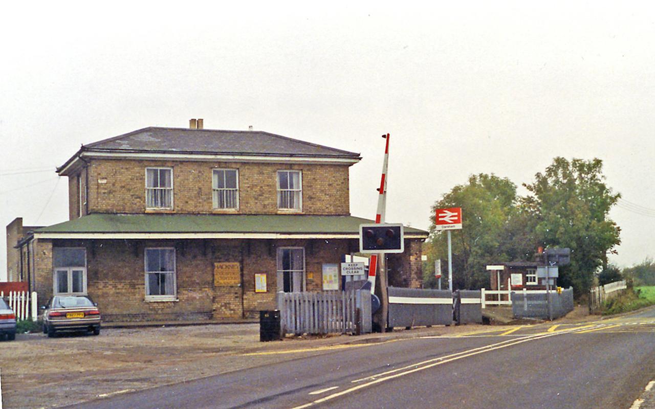 Darsham Station